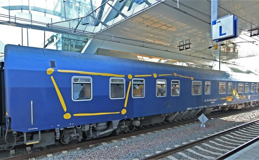 Proposition pour des trains de nuit (2) : Belgique -Milan/Barcelone