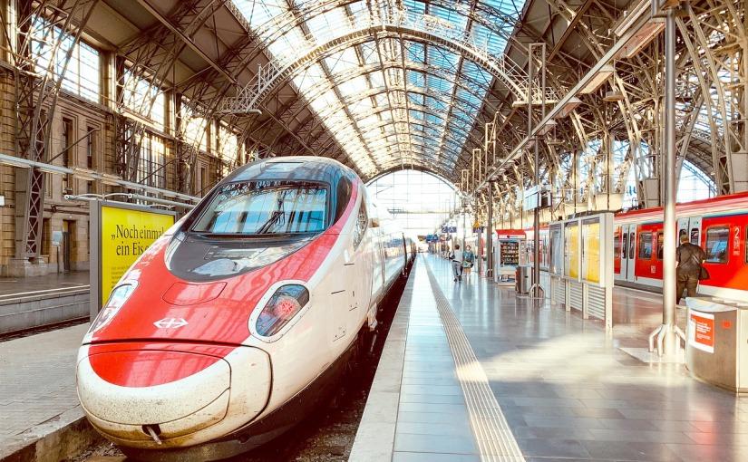L'Europe veut un transport zéro carbone d'ici 2050. Une opportunité pour lerail