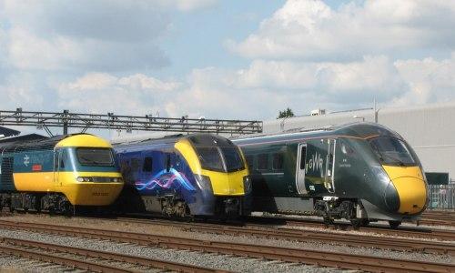 UK-railways