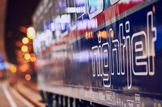 Le train de nuit pourrait être un atout pour lerail
