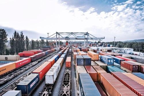 Port-rail