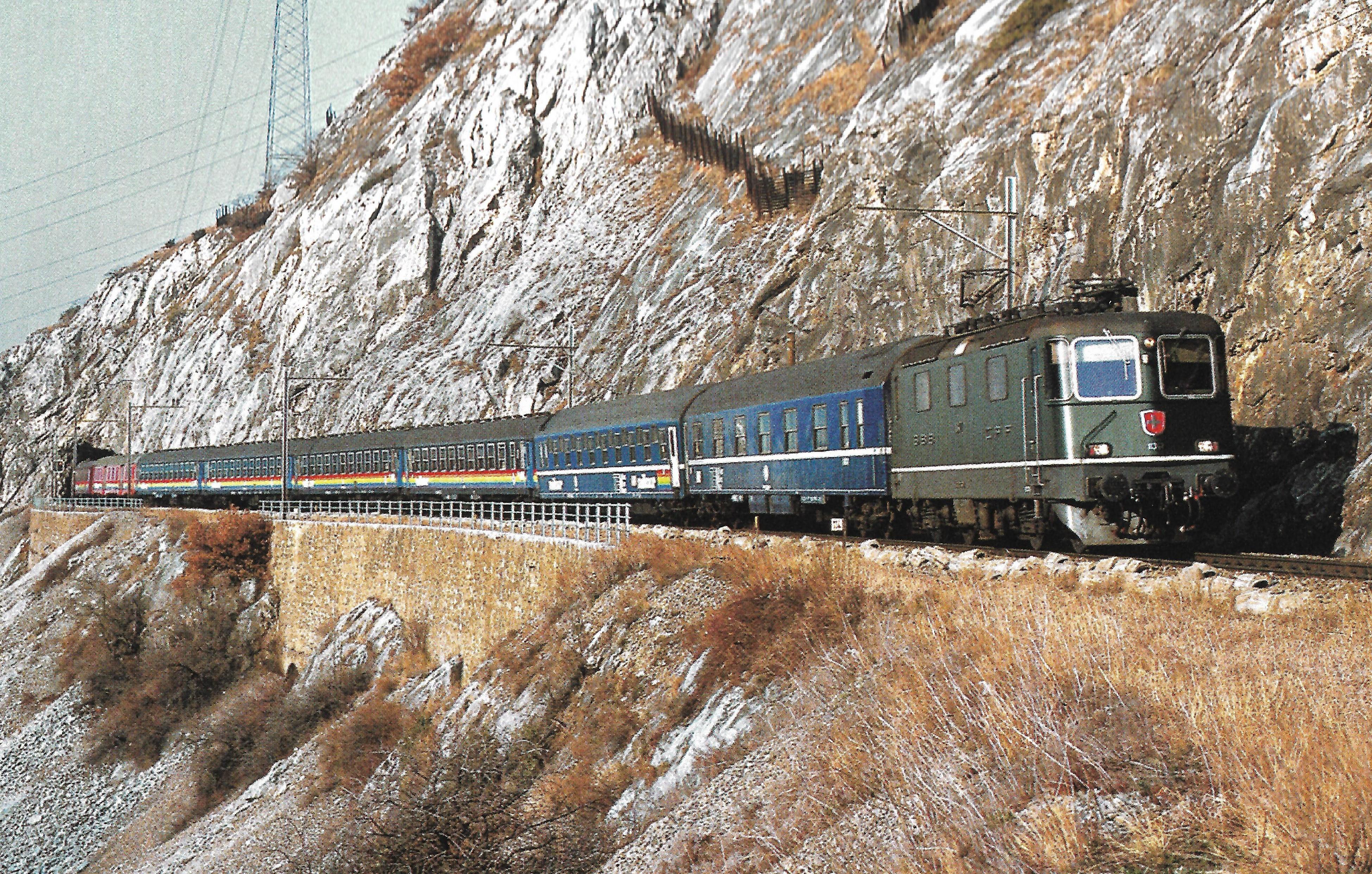 Railtour-Alpina-Express