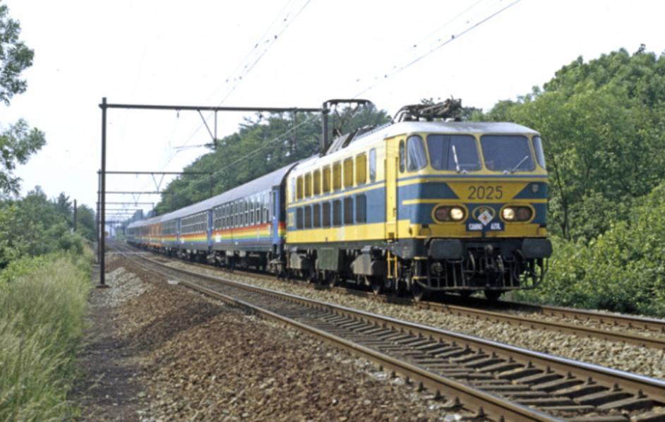 SNCB-Railtour-Camino-Azul