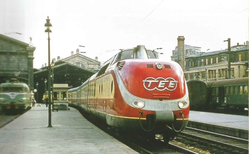Le Trans-Europ-Express expliqué auxMillenials