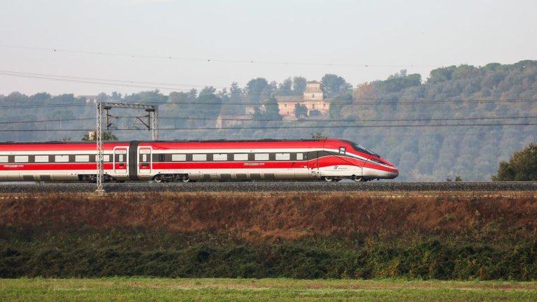 Trenitalia, une entreprise qui regarde l'Europe et lemonde