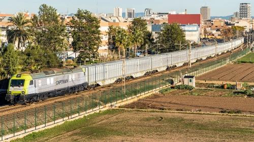 Captrain-España
