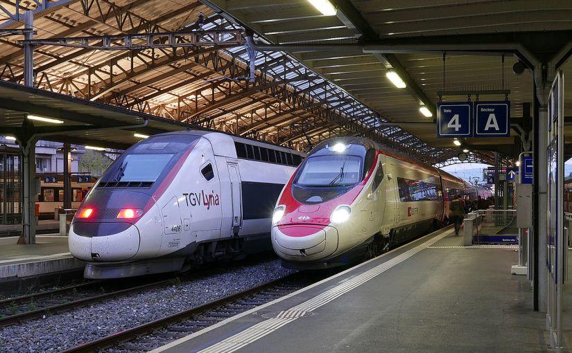 Et si le voyage en train devenait un lieu devie