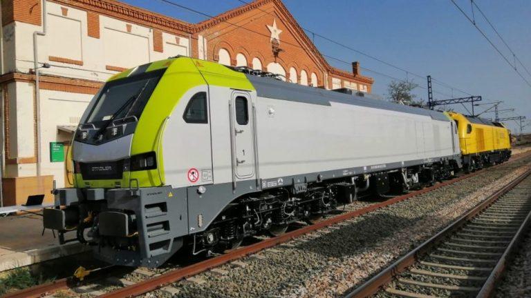 Captrain-Espana