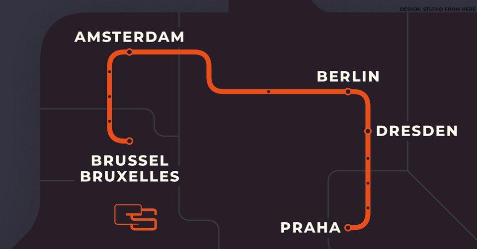 Brussels-Nighttrain