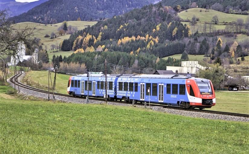 Le train, l'hydrogène et la courbe deGartner