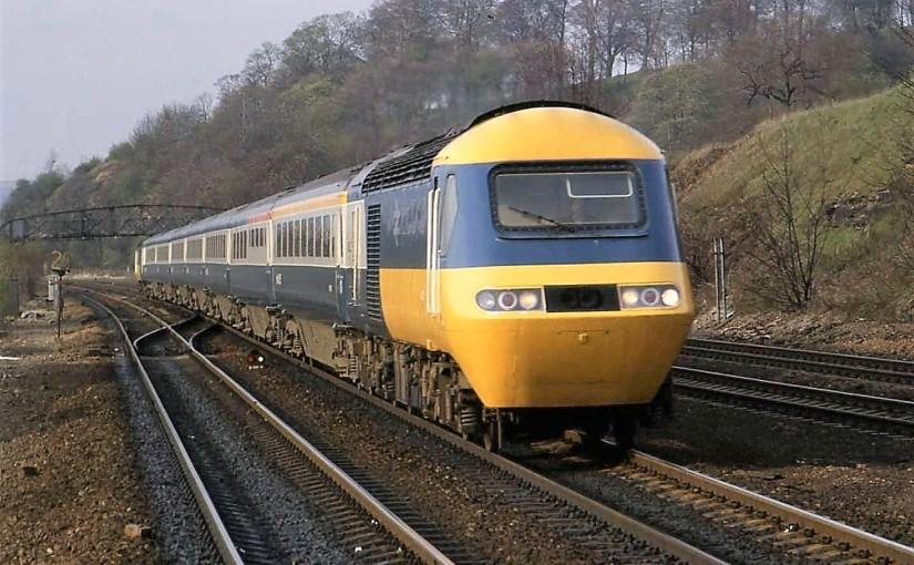 Les rames HST 125 de British Rail désormais à laretraite