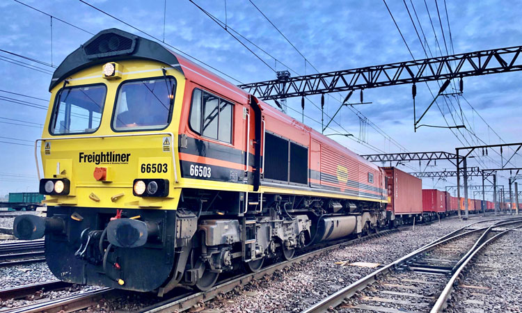 775m-long freight-trains