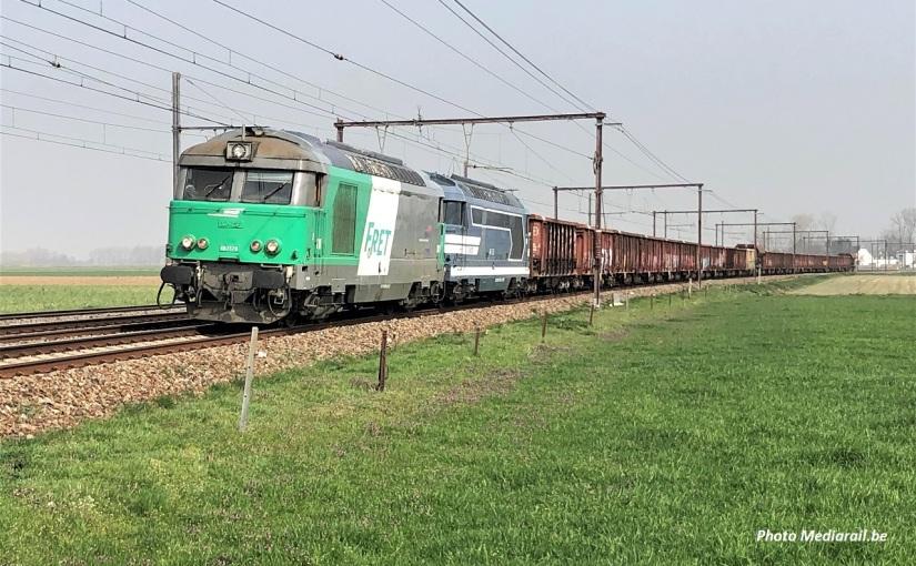 Doubler le fret ferroviaire : un objectif trèsambitieux